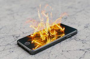 panas pada smartphone bikin masalah ini dia solusinya