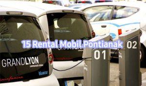15 Rental Mobil Pontianak