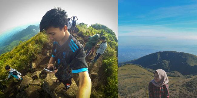 Gunung Ungaran Semarang
