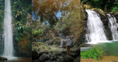 Tempat Wisata Curug 7 Bidadari Semarang