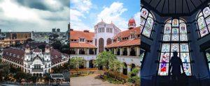 Tempat Wisata Lawang Sewu Semarang