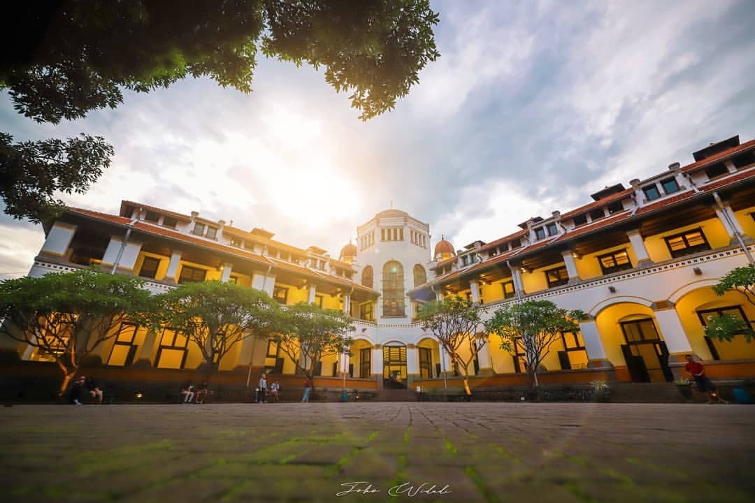 Tempat Wisata Sejarah di Semarang