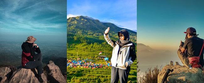 Tempat Wisata Gunung Ungaran Semarang