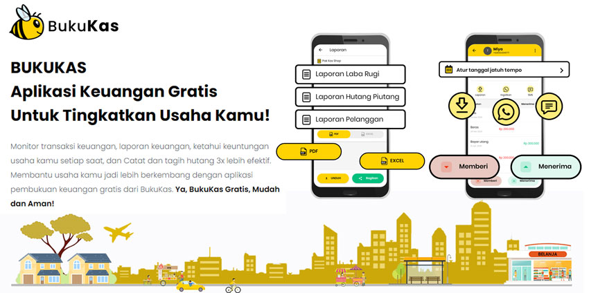 Review Aplikasi Buku Catatan Akuntansi Digital