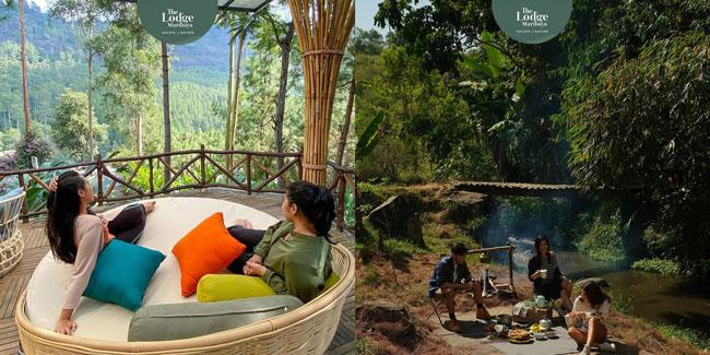 Tempat Wisata The Lodge Maribaya Lembang Bandung
